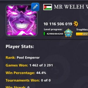 8 Ball Pool 10 Billion