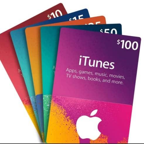 أفضل موقع عالمي لبيع بطاقات ايتونز امريكي Itunes بسعر رخيص تسليم الكود فوري على الايميل