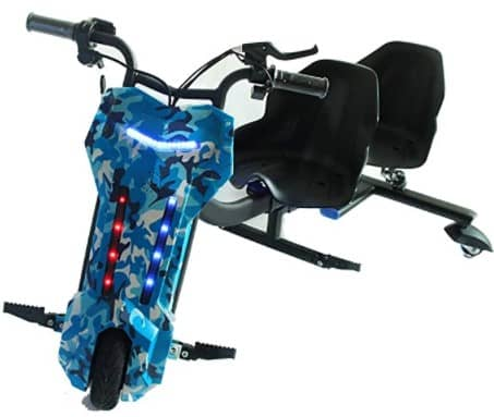 سكوتر كهربائي مقعدين 3 عجلات