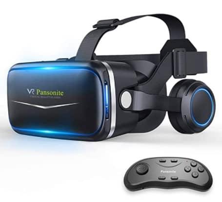نظارات الواقع الافتراضي VR