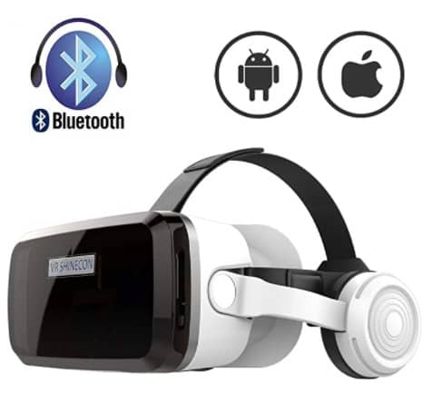 نظارات الواقع الافتراضي للايفون