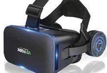 نظارة الواقع الافتراضي vr للالعاب