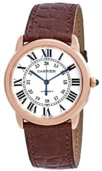 ساعات Cartier Tank
