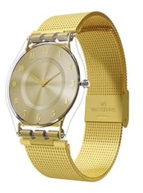 ساعات Swatch الذهبي للبيع