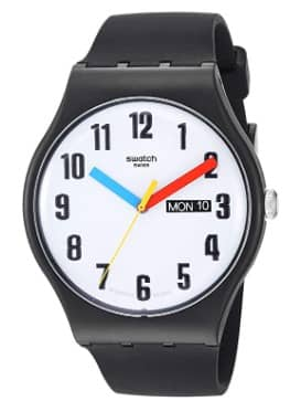 شراء ساعة سواتش رجالية