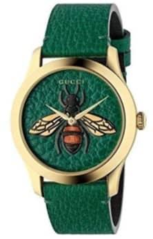 ساعة Gucci الجديدة