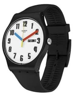 ساعة Swatch مطاط للبيع