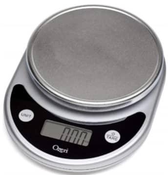 موازين لقياس الطعام بالجرام