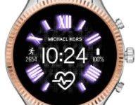 ساعة مايكل كورس الذكية