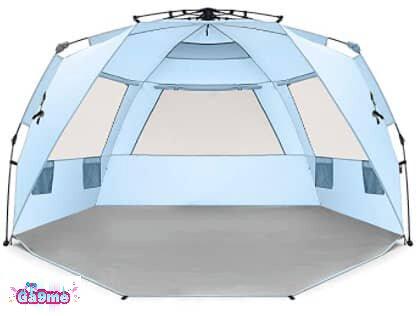 خيمة بحر