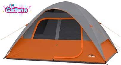 خيمة جاهزة للتركيب