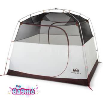 خيمة رحلات سهلة التركيب