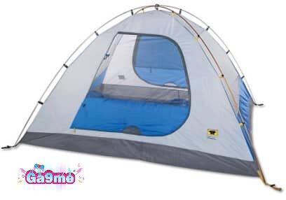خيمة سهلة التركيب جاهزة