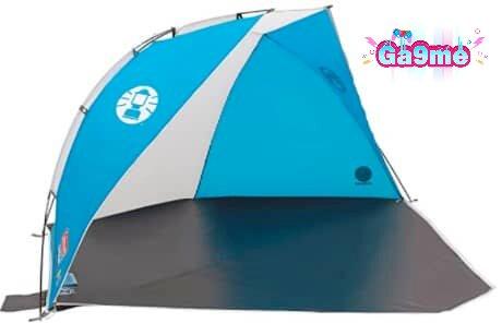 خيمة للبحر