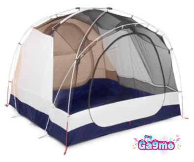 خيمة مبيت الفصول الأربعة