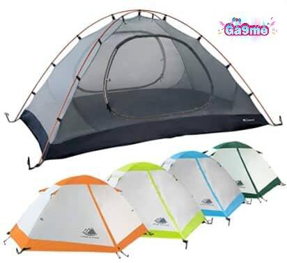 خيمة مبيت شتوية صغيرة